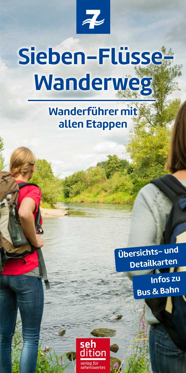 Wanderführer Sieben-Flüsse-Wanderweg