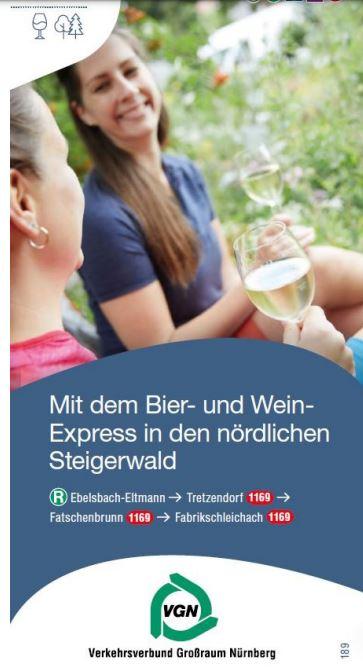 Freizeitlinie Bier- und Wein- Express
