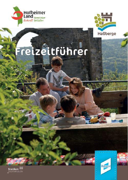 Freizeitführer Hofheimer Land