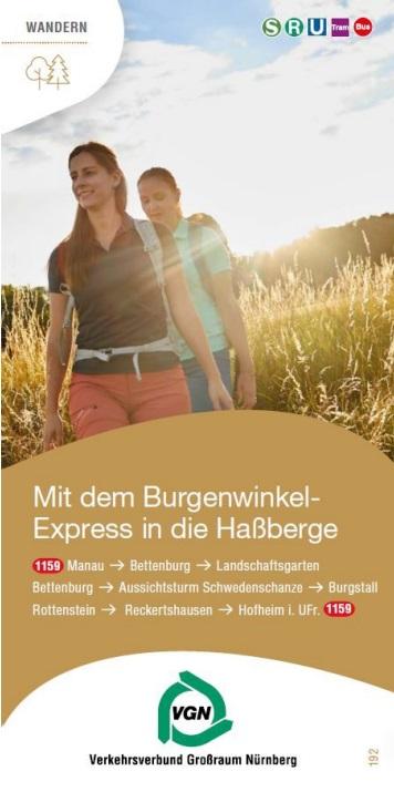 Freizeitlinie Burgenwinkel-Express