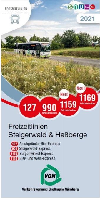Freizeitlinien Steigerwald & Haßberge